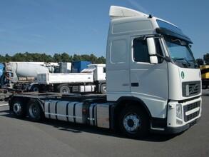 VOLVO FH 420 6X2 2012 E5