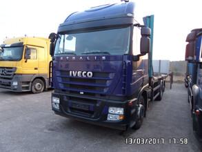 IVECO STRALIS AS260S45 2011 E5 6X2