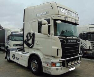 SCANIA R500 TOPLINER 2013