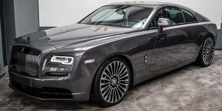 Rolls-Royce Wraith BLACK BADGE MANSORY