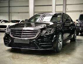 Mercedes-Benz S 400 d 4M LIMOUSIN